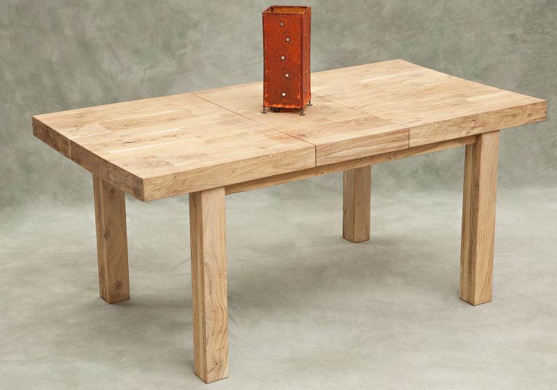 Tavoli da giardino in legno prezzi bassi centrale di cm in - Tavolo legno grezzo ikea ...