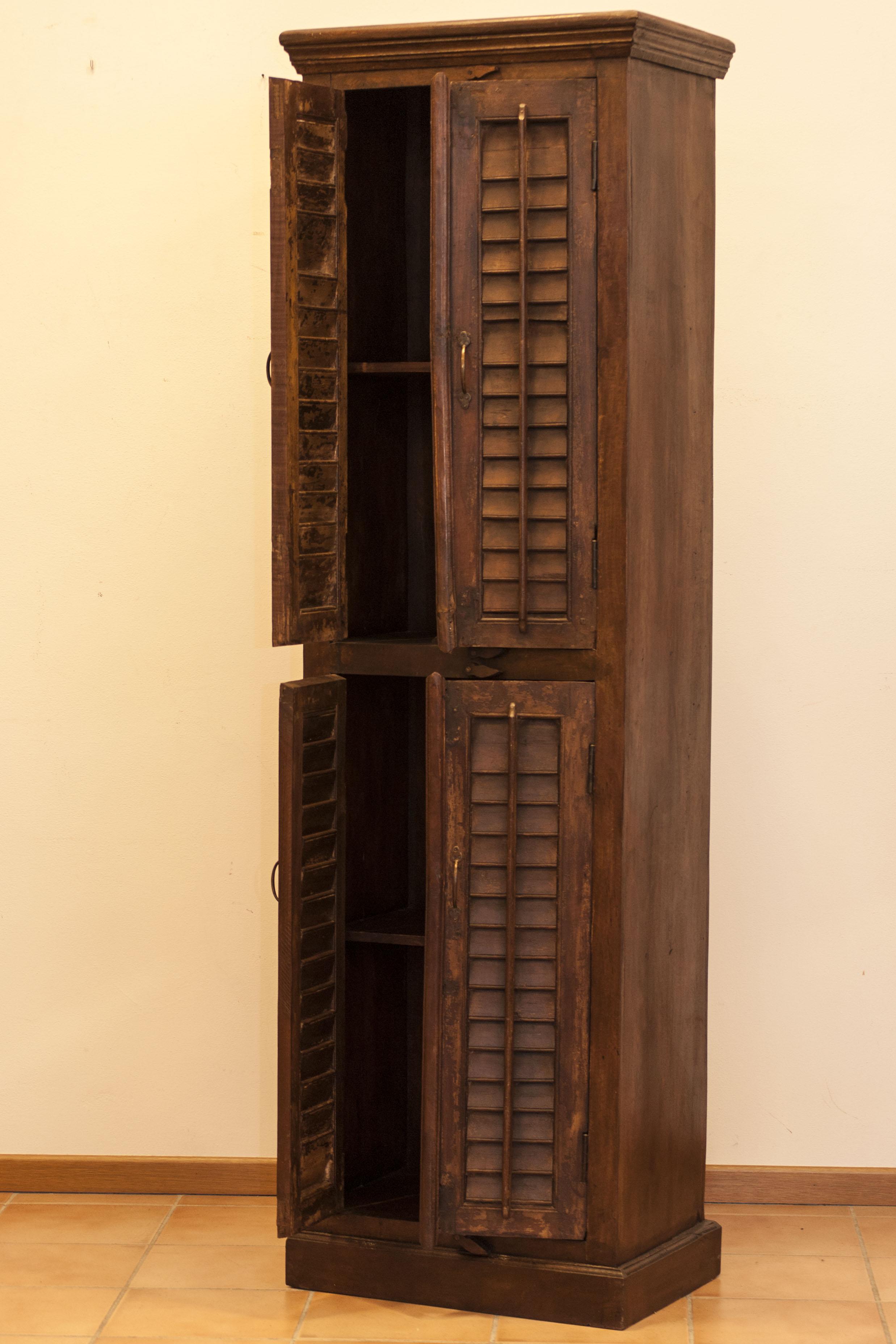 Armadietto ante persiane - Casa del Bambù