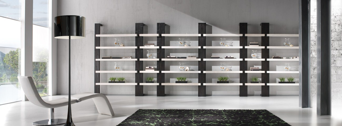 Libreria light casa del bamb for Armadio libreria ikea