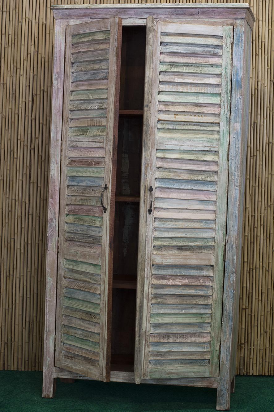 Armadietto Persiane - Casa del Bambù