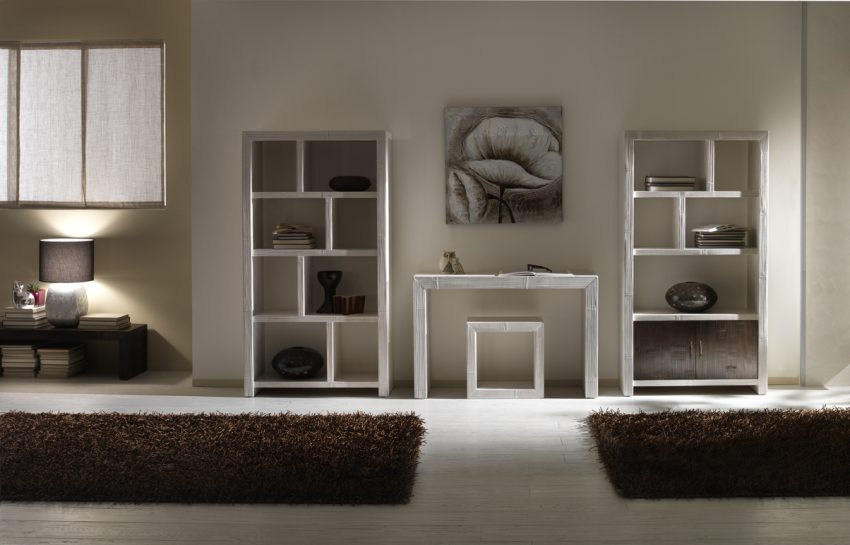Libreria essential casa del bamb for Librerie mobili offerte