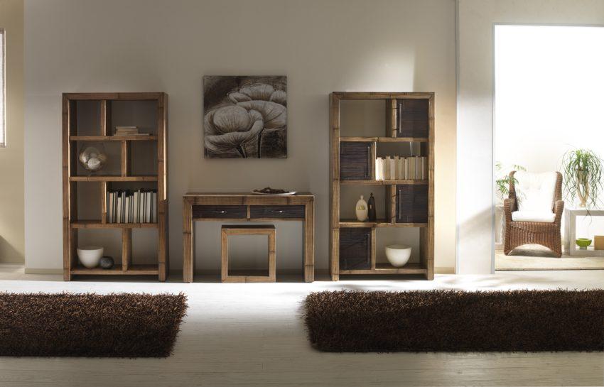 libreria essential casa del bamb