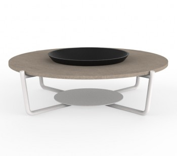Round Coffee Table Domino