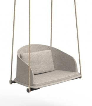 Swing Chair Cleo Teak